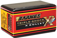 Barnes Bullets Rifle Barnes 30 CAL 308(168) TSX BT/50