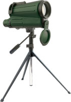Yukon 20-50x50 Fully Multi-Coated & Rubber Armored Spotting Scope